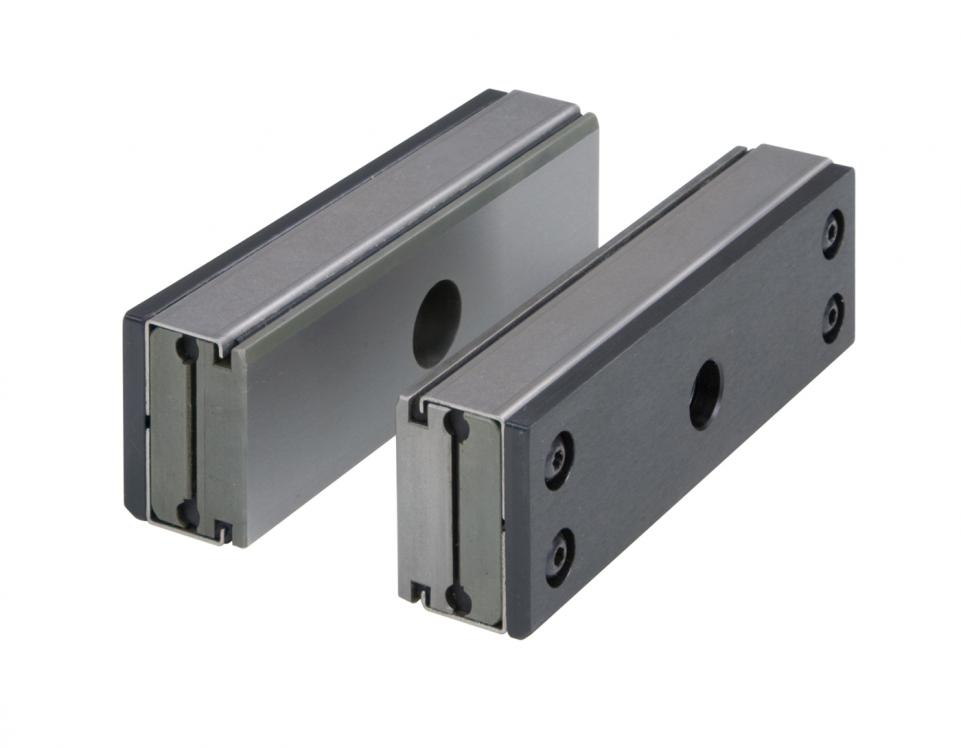Roller pull-down jaws (pair)