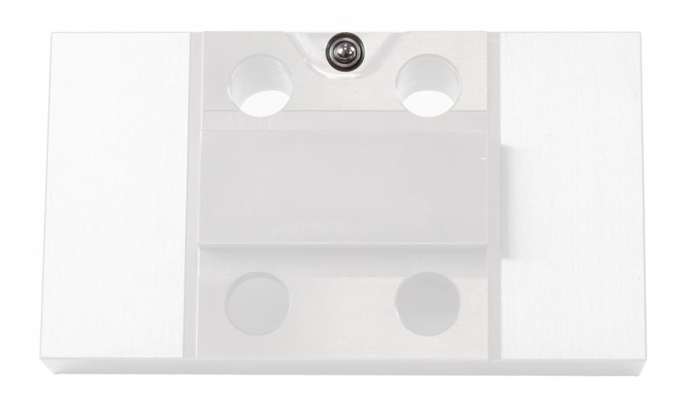 Druckstück federnd D 6 , L=10 mm